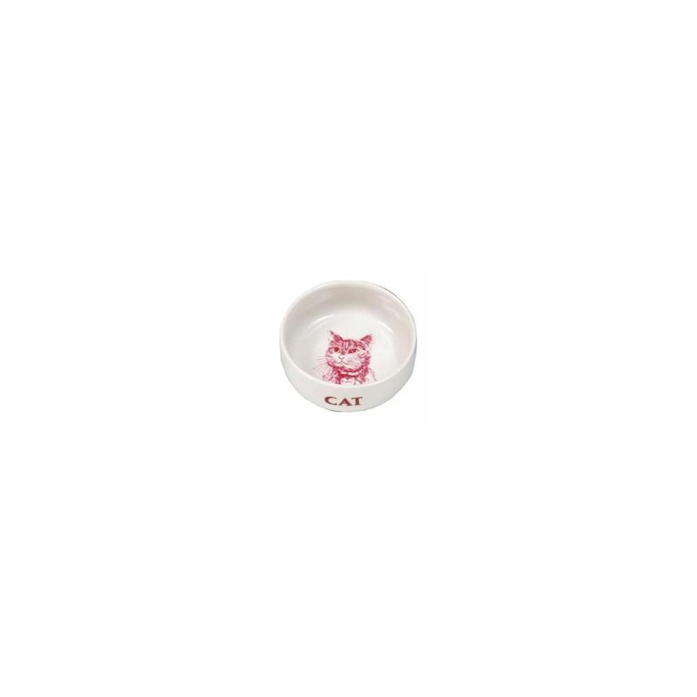 TRIXIE Miska porcelanowa dla kota 0,3l 4010
