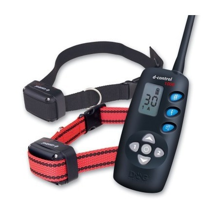 d-control 1002 - elektroniczna obroża treningowa