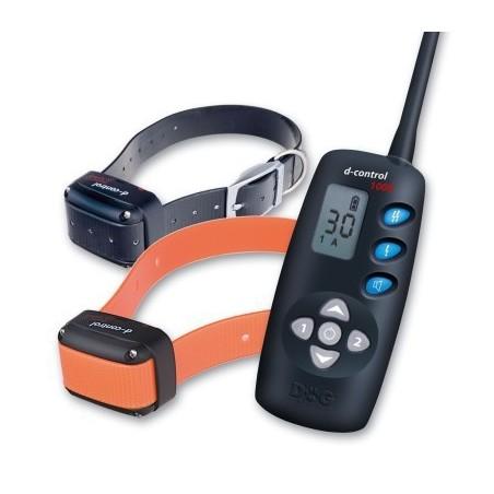 d-control 1002+ - elektroniczna obroża treningowa