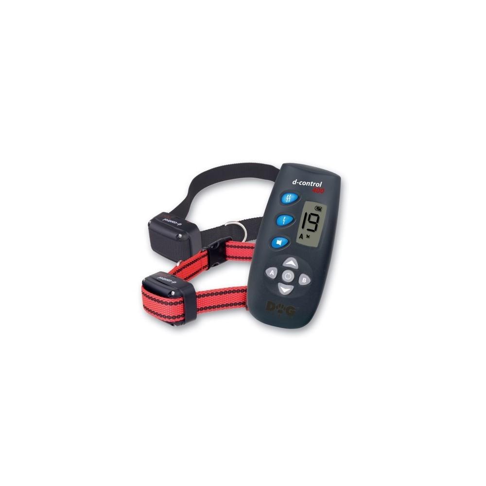 d-control 402 - elektroniczna obroża treningowa