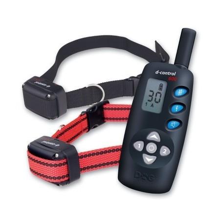 d-control 602 - elektroniczna obroża treningowa