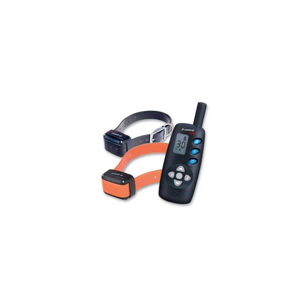 d-control 602+ - elektroniczna obroża treningowa