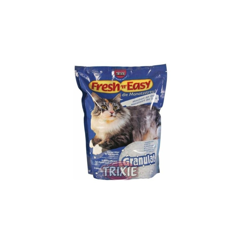 TRIXIE Żwirek dla kota 'Fresh & Easy' w granulkach 3.8L 4025