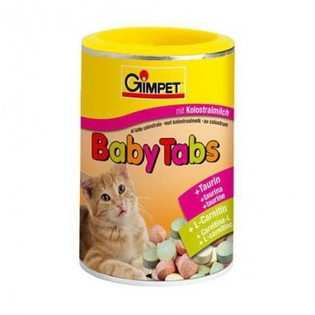 GIMPET Baby Tabs- dropsy witaminowe dla kociąt 250szt.