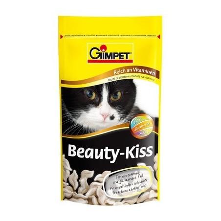 GIMPET Beauty Kiss - tabletki witaminowe z biotyną dla kota 50g