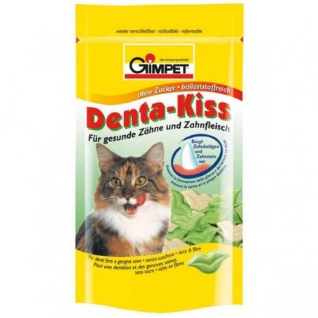 GIMPET Denta-Kiss - przysmak pielęgnujący zęby kota 50g