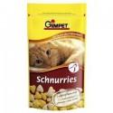 GIMPET Schnurries - przysmak witaminowy z tauryną (drób) 85szt.