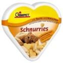 GIMPET Schnurries - witaminny z tauryną (drób) 85szt.