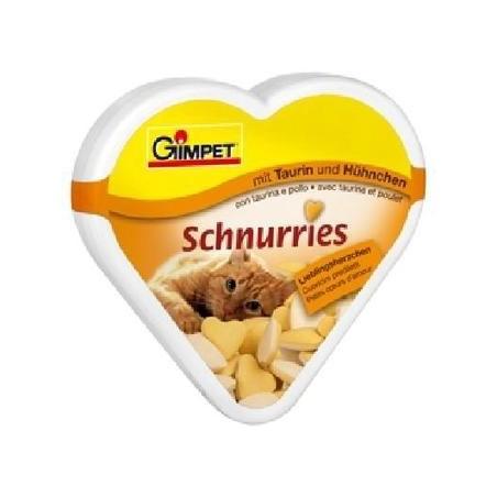 GIMPET Schnurries - witaminny z tauryną (drób) 75szt.