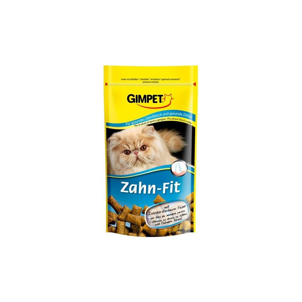 GIMPET Zahn-Fit - przysmak pielęgnujący zęby dla kota 50g