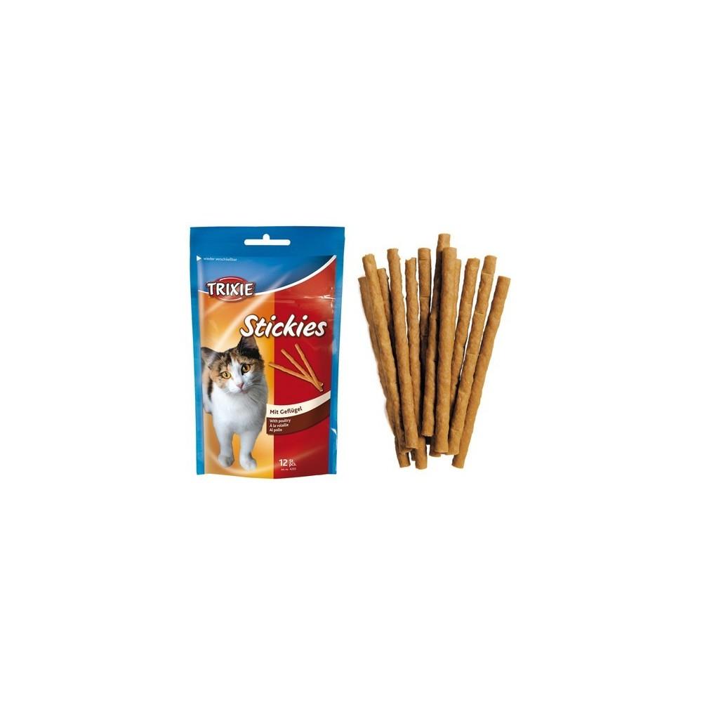 TRIXIE Pałeczki dla kota drobiowe 12szt 4265