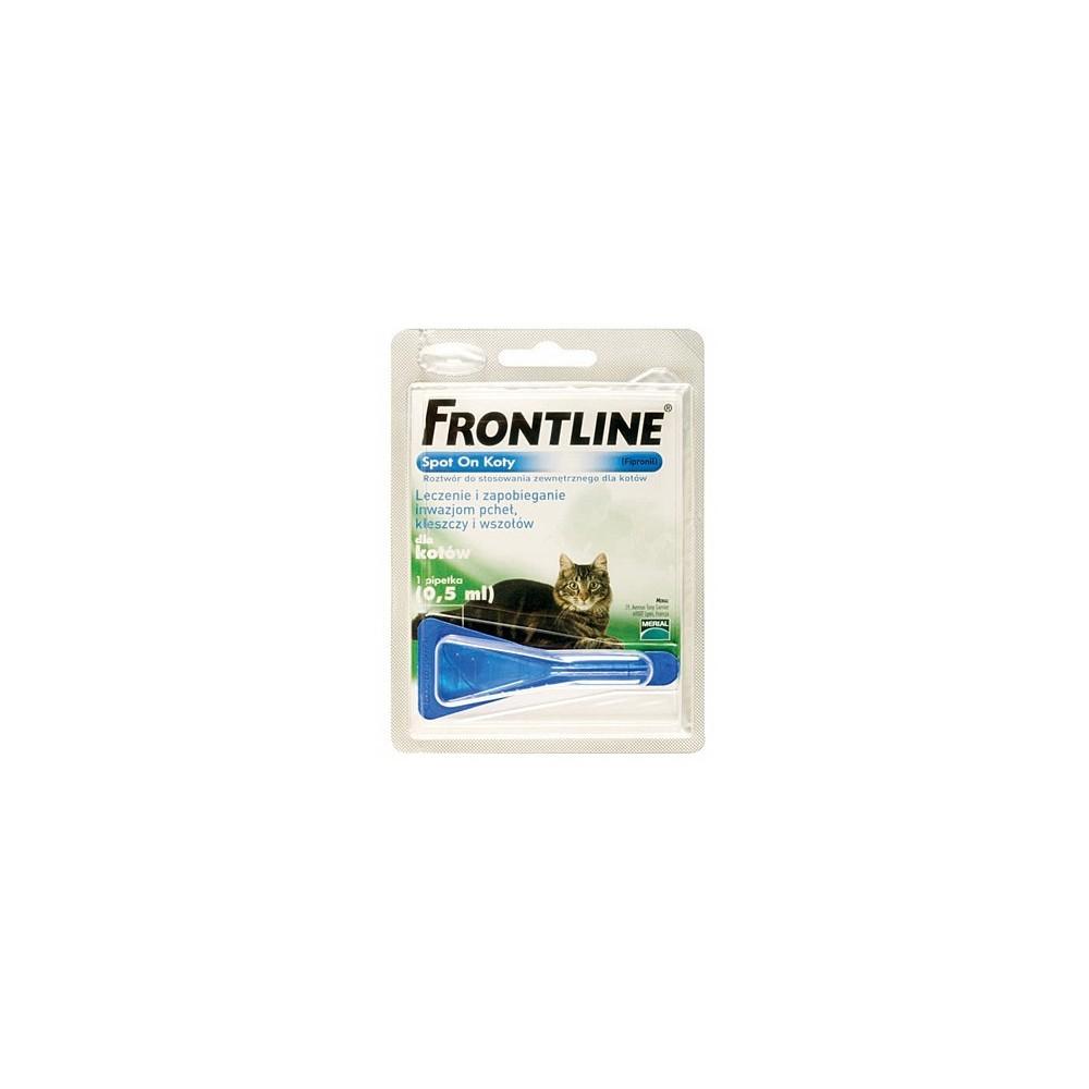 Frontline dla kotów