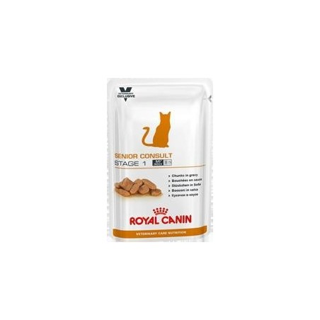 ROYAL CANIN Feline Senior Consult Stage 1 saszetka 100g