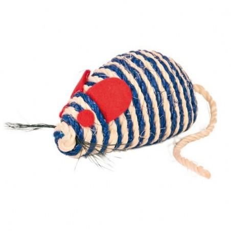 TRIXIE Mysz z sizalu 10cm 4074