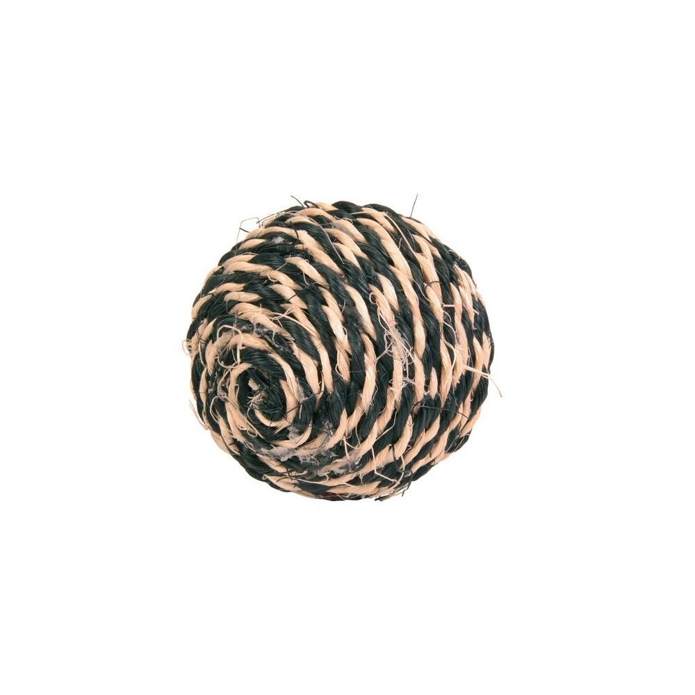 TRIXIE Piłeczka z sizalu 6,5cm 4075