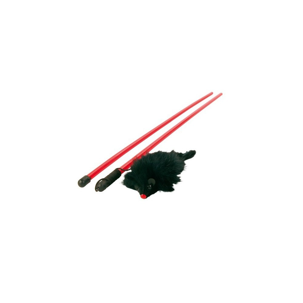 TRIXIE Wędka z myszką 50cm 4105