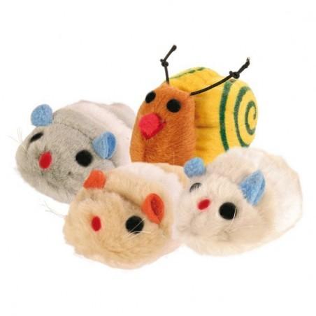 TRIXIE Zabawki pluszowe ruchome 4089