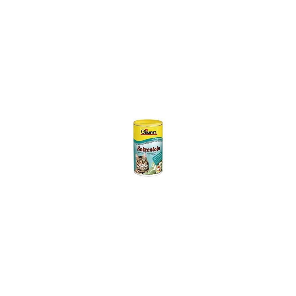 GIMPET Katzentabs mit Algobiotin - tabletki z algami 710szt.
