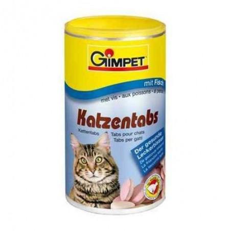 GIMPET Katzentabs mit Fisch - tabletki z rybą 710szt.