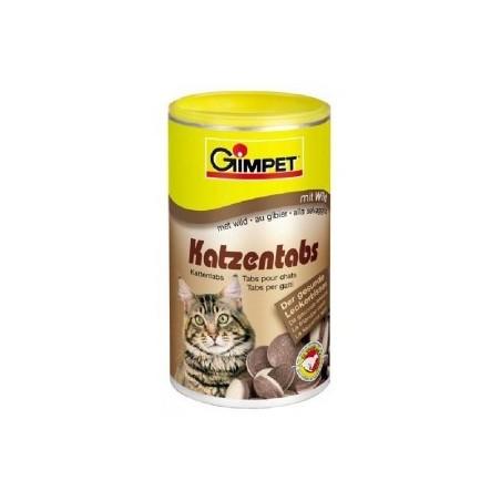 GIMPET Katzentabs mit Wild - tabletki z dziczyzną 710szt.