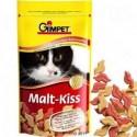 GIMPET Malt Kiss - pastylki rozpuszczające sierść dla kota 50g