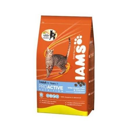 IAMS Adult Ocean Fish & Chicken