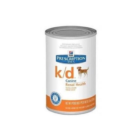 HILL'S PD Canine k/d puszka 370g