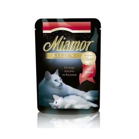 MIAMOR Ragout Royale Kitten dwa smaki saszetka 100g