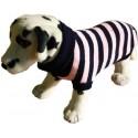AmiPlay Sweter różowo czarny