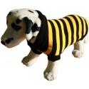 AmiPlay Sweter żółto czarny