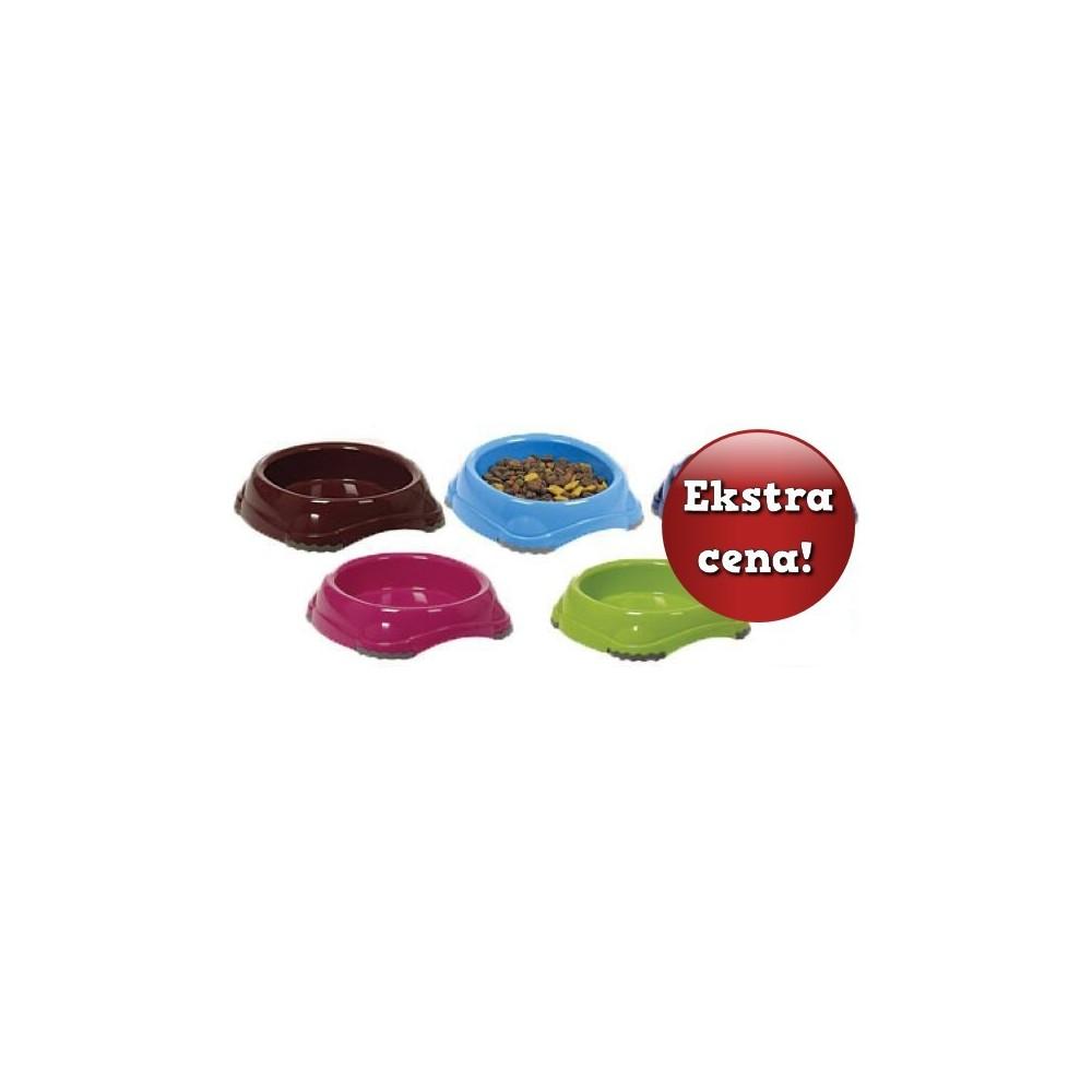 Yarro miska na gumie dla kota 0,2l - różne kolory