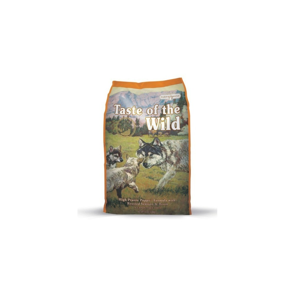 Taste of The Wild High Praire Puppy