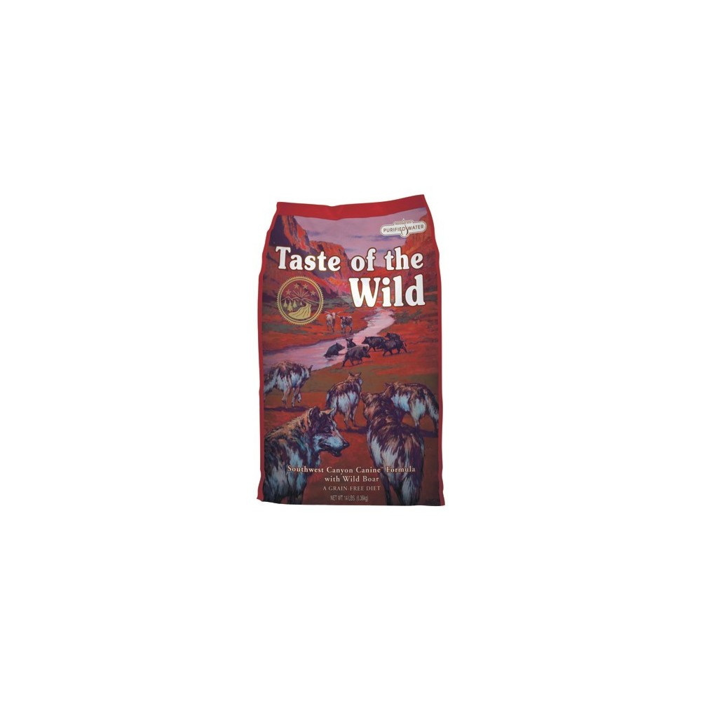 Taste of the Wild Southwest Canyon 6,36kg