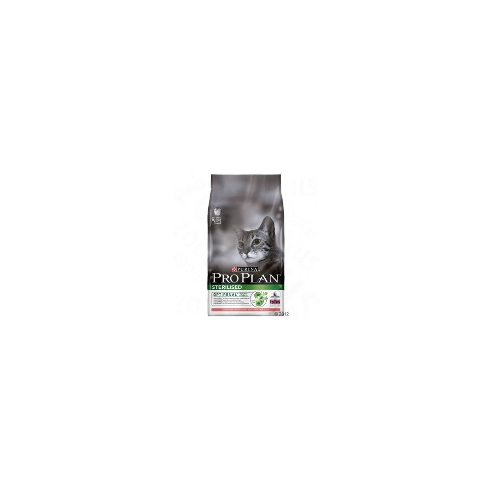 PURINA PRO PLAN Sterylised Cat Salmon