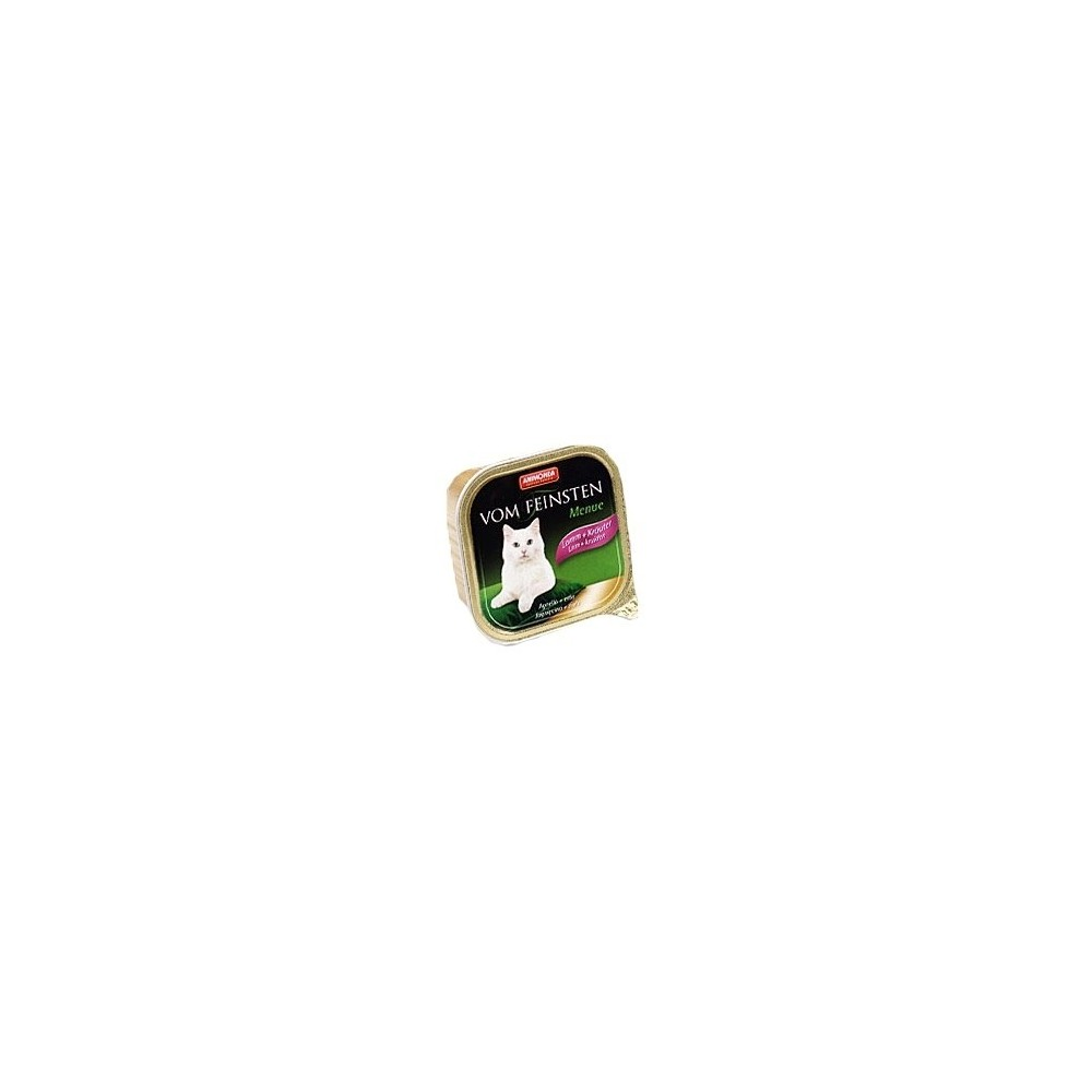 ANIMONDA Vom Feinsten Menue szalka 100g