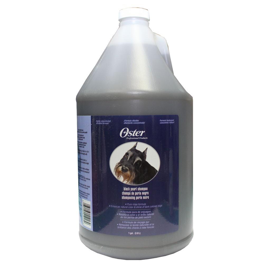 Oster Black Pearl Shampoo - szampon do ciemnej sierści 3,78 l
