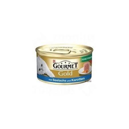 GOURMET GOLD Mus puszka 85g