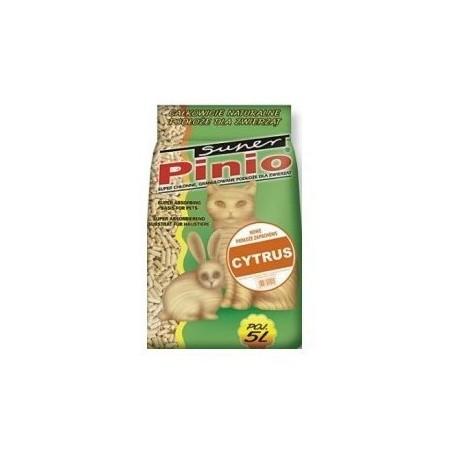 CERTECH Żwirek Super Pinio Cytryna