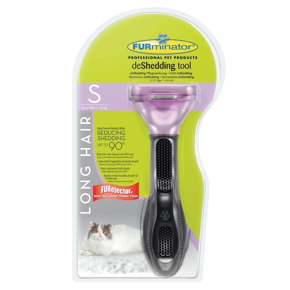 FURminator dla kotów krótkowłosych, mały