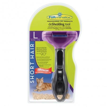 FURminator dla kotów krótkowłosych, duży