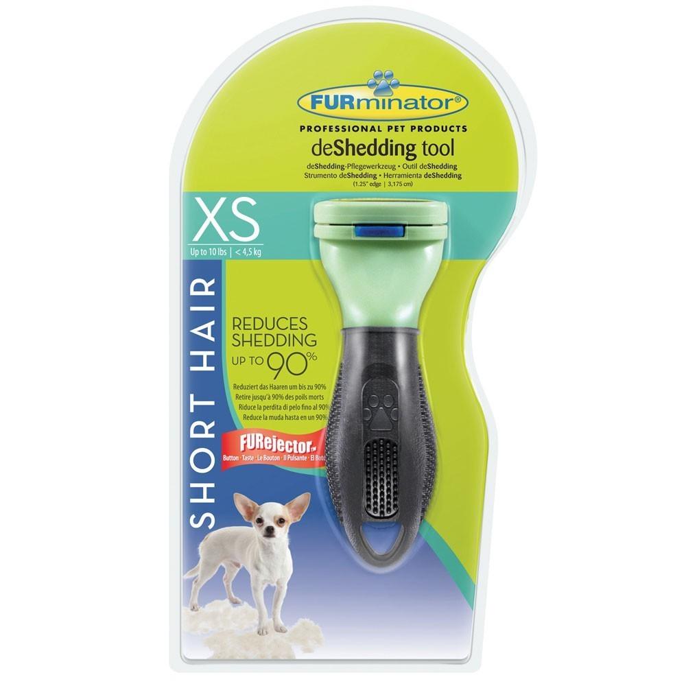 FURminator dla psów krótkowłosych ras miniaturowych, toy dog