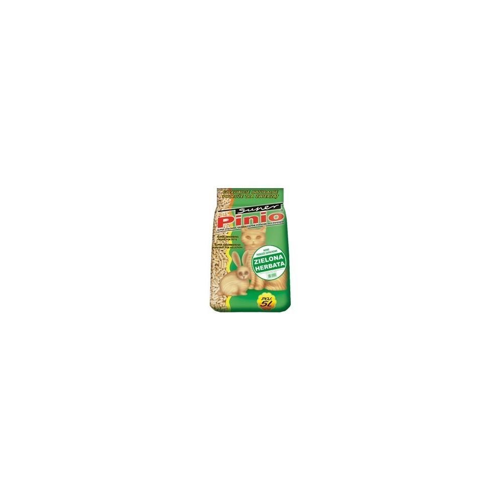 CERTECH Żwirek Super Pinio Zielona Herbata