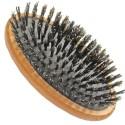 Groomer - szczotka z naturalnym włosiem, bez rączki