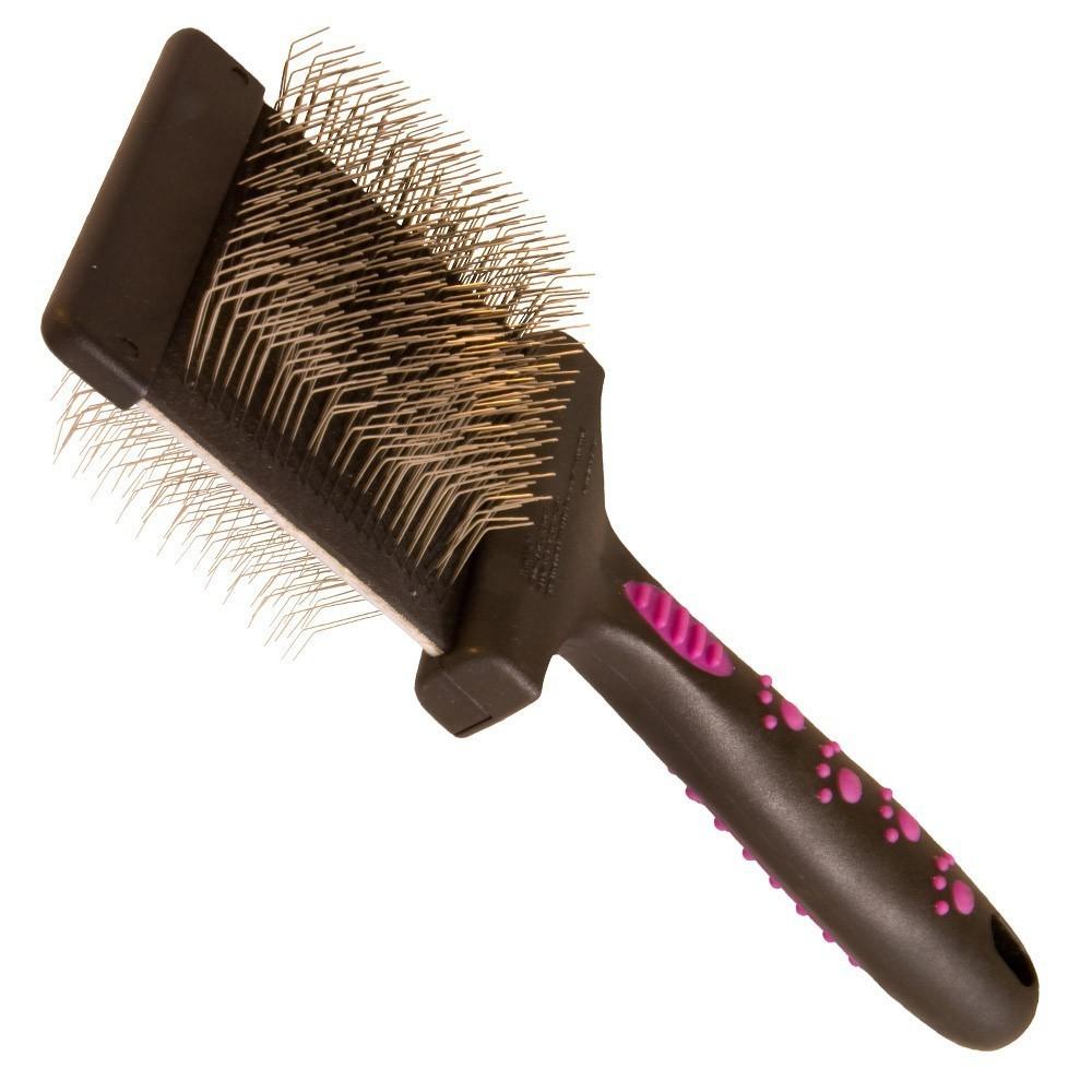 KW Smart Flexible Brush - dwustronna elastyczna szczotka, średnia