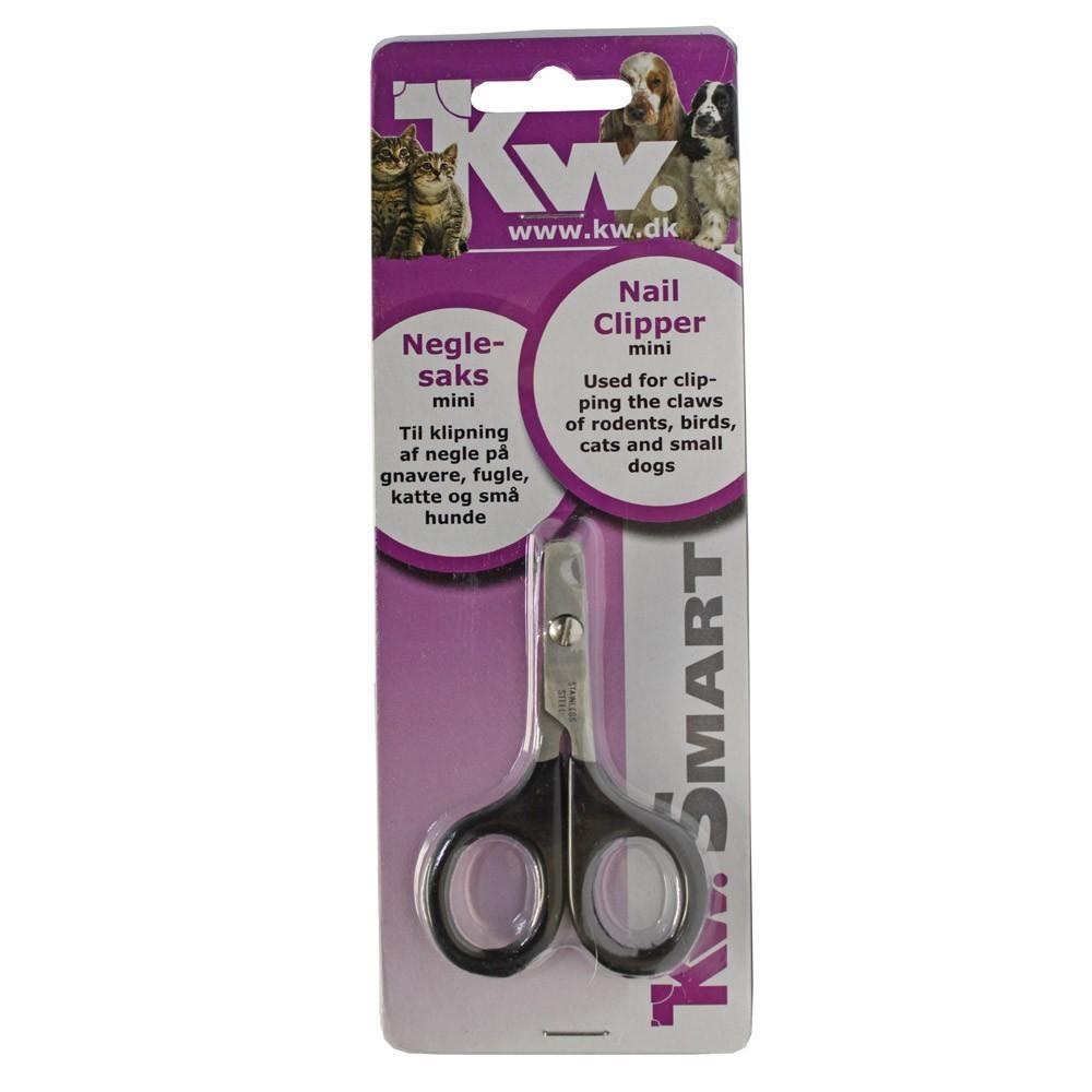 KW Smart Nail Clipper - obcinacz do pazurów dla psów i kotów, mini
