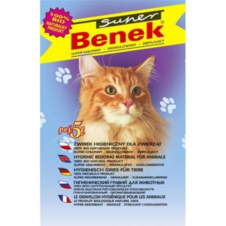 CERTECH Żwirek Benek Super Compact
