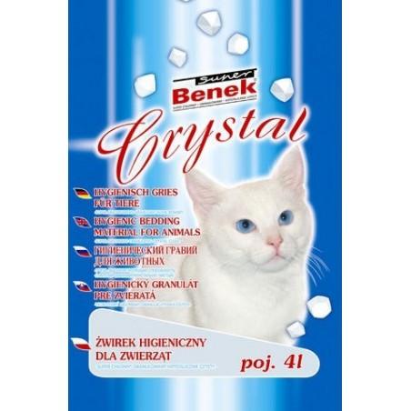 CERTECH Żwirek Benek Super Crystal