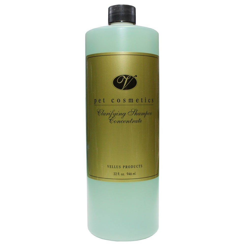 Vellus Claryfying Shampoo - szampon do każdego typu sierści 946ml