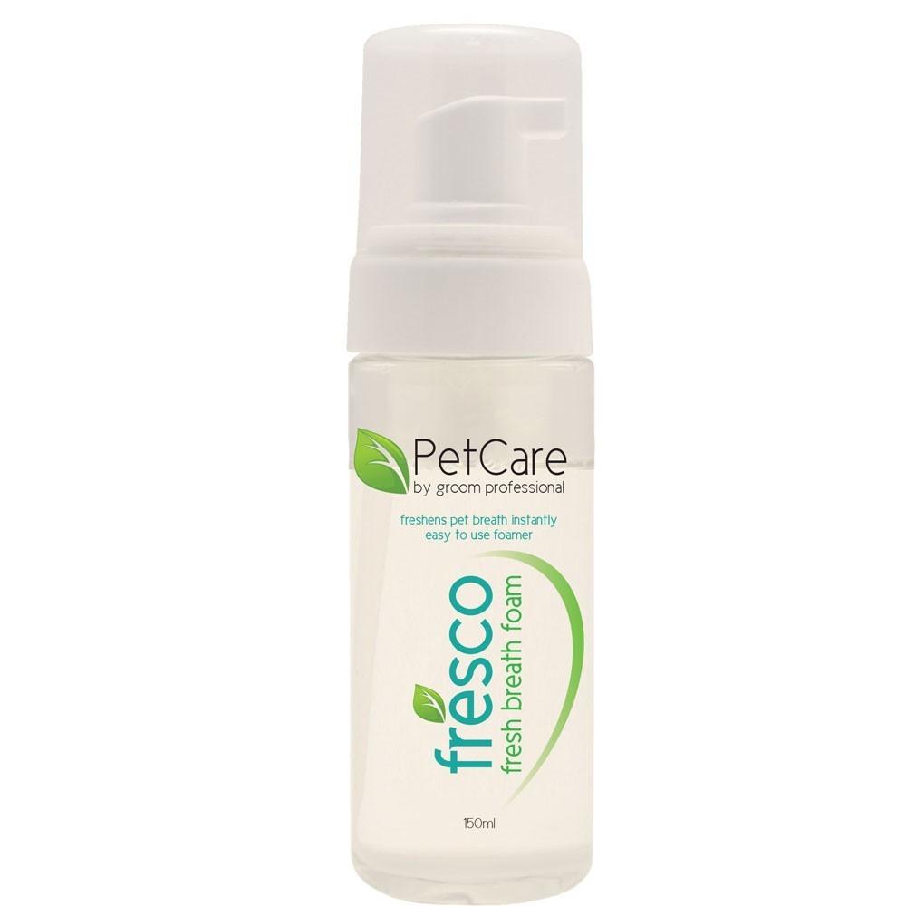 Groom Professional PetCare Fresco Breath Freshener - pianka odświeżająca oddech dla psów i kotów 125ml