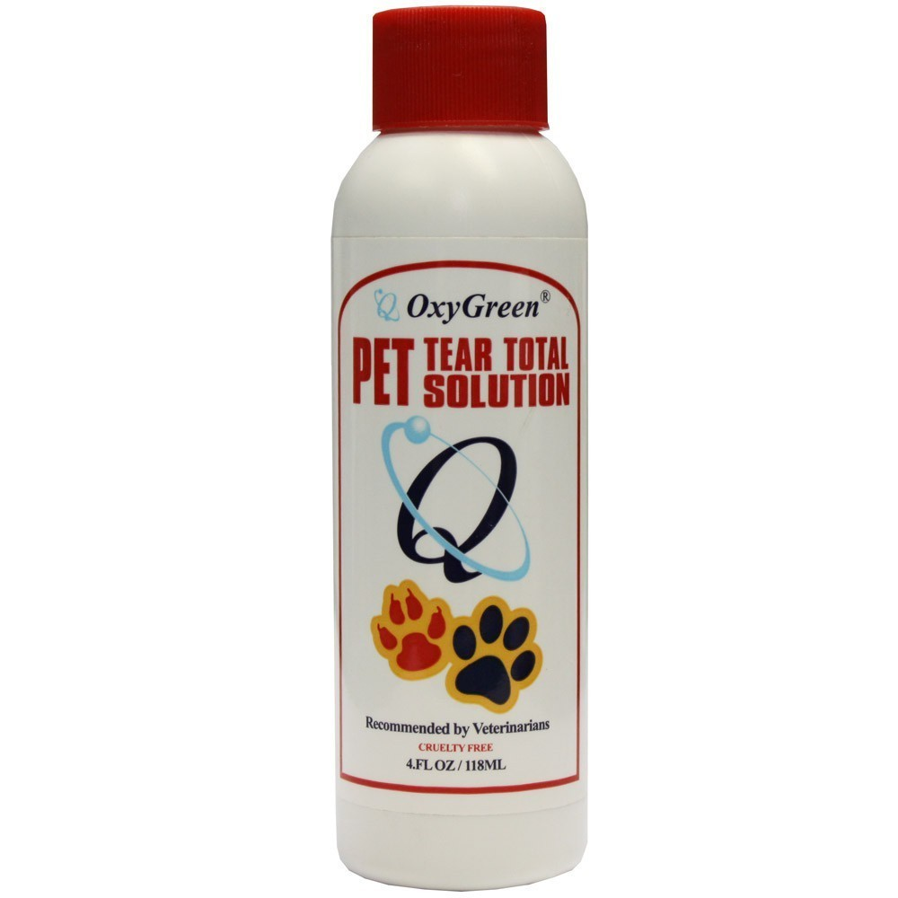 Mr.Groom Oxy Pet Green Tear Solution - płyn do pielęgnacji okolic oczu 118ml